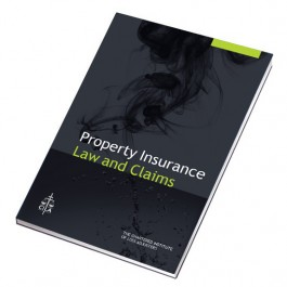 Property Insurance Law and Claims cover
